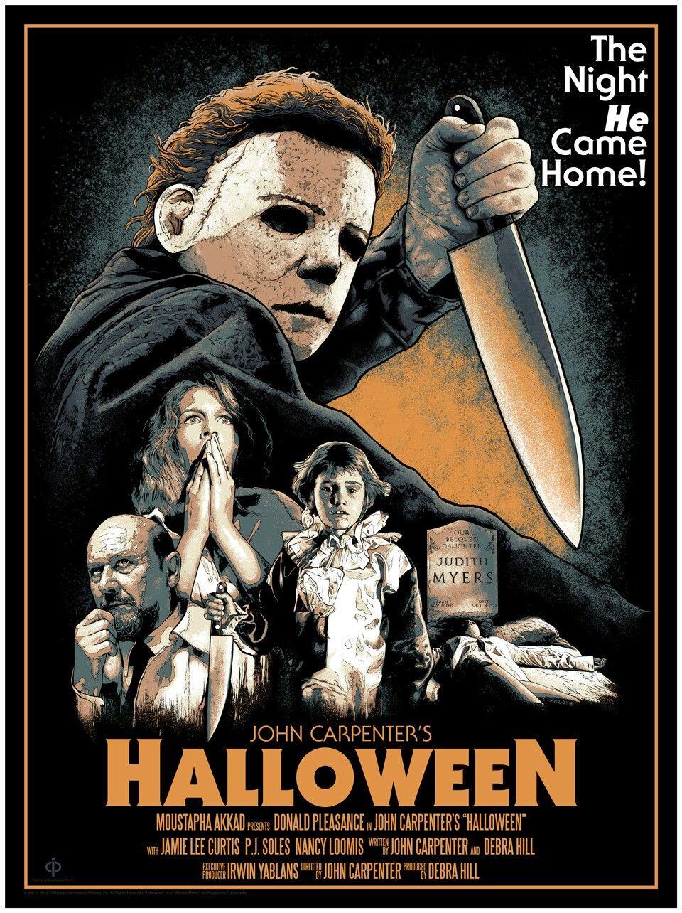 Halloween (1978) Halloween film, Michael myers halloween
