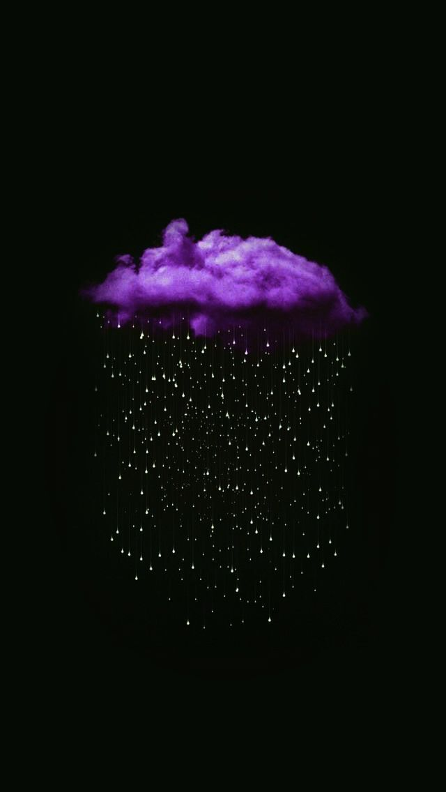 Violet, Purple, Black, Pink, Light, Water iphone wallpaper