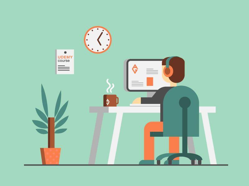 homem-sentado-na-frente-do-computador-com-caneca-de-café-na-mesa