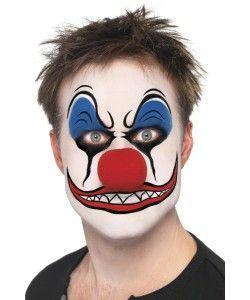 kit maquillage clown maléfique Plus