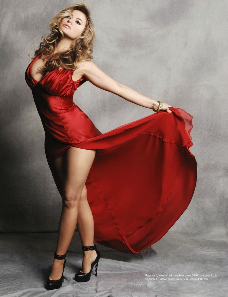 f2a2e553d2 Kellie Pickler Red High Heels Outfit