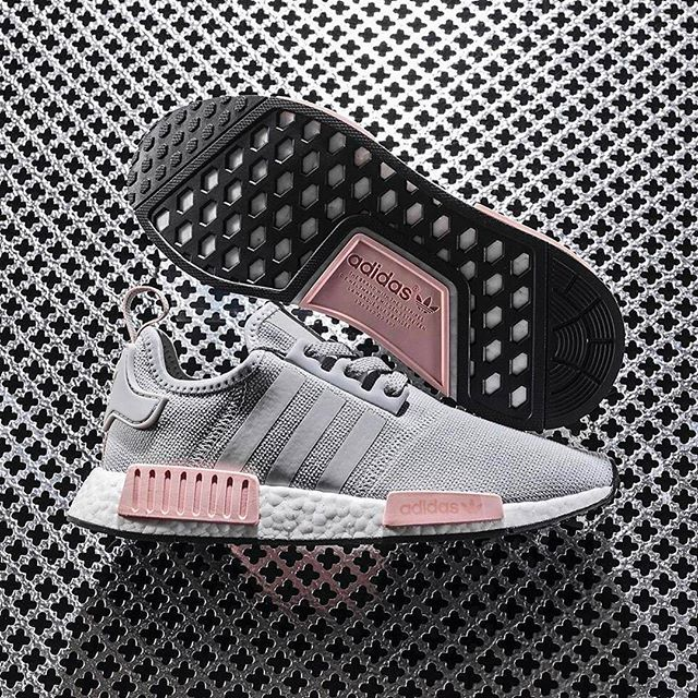 These 'GreyPink' NMDs are getting a restock! keep it locked