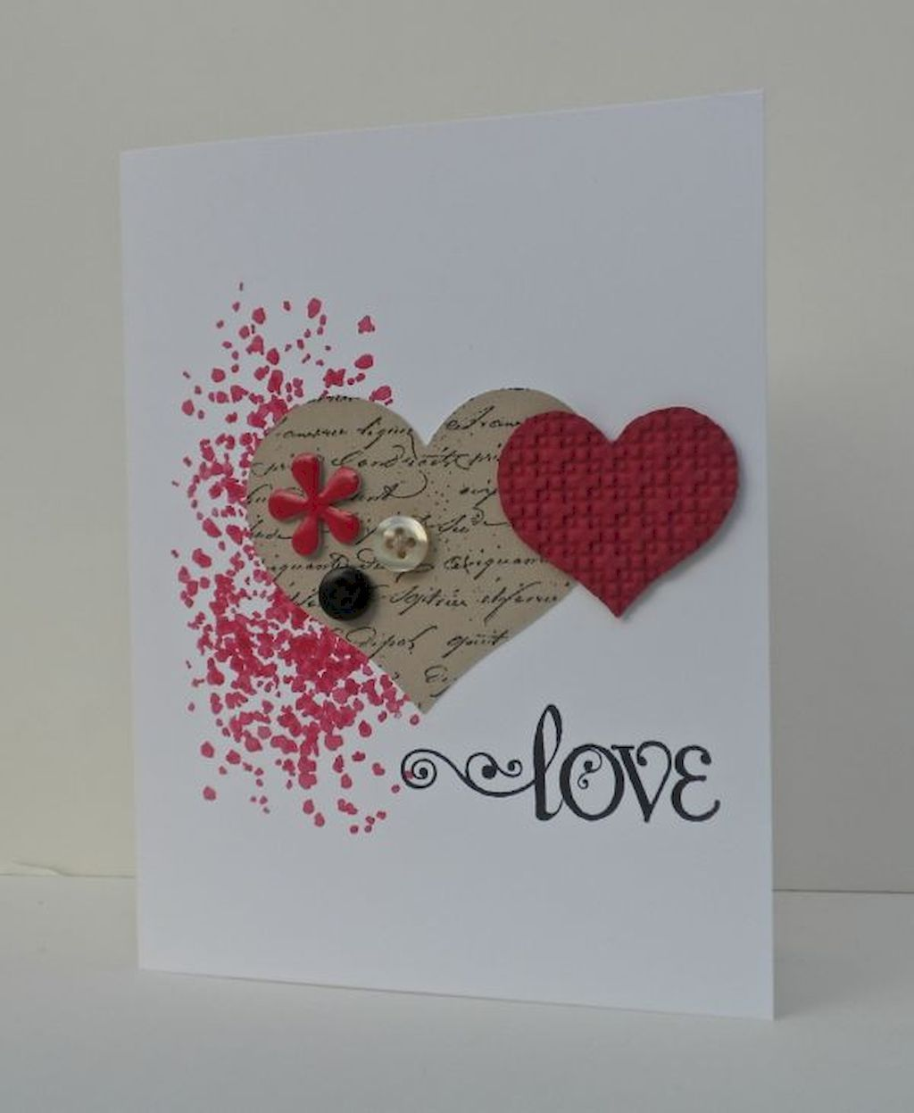 50 romantic valentines cards design ideas cards card ideas and