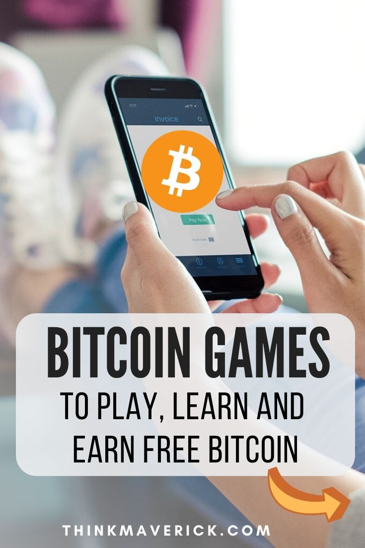 5 best bitcoin games to play learn and earn