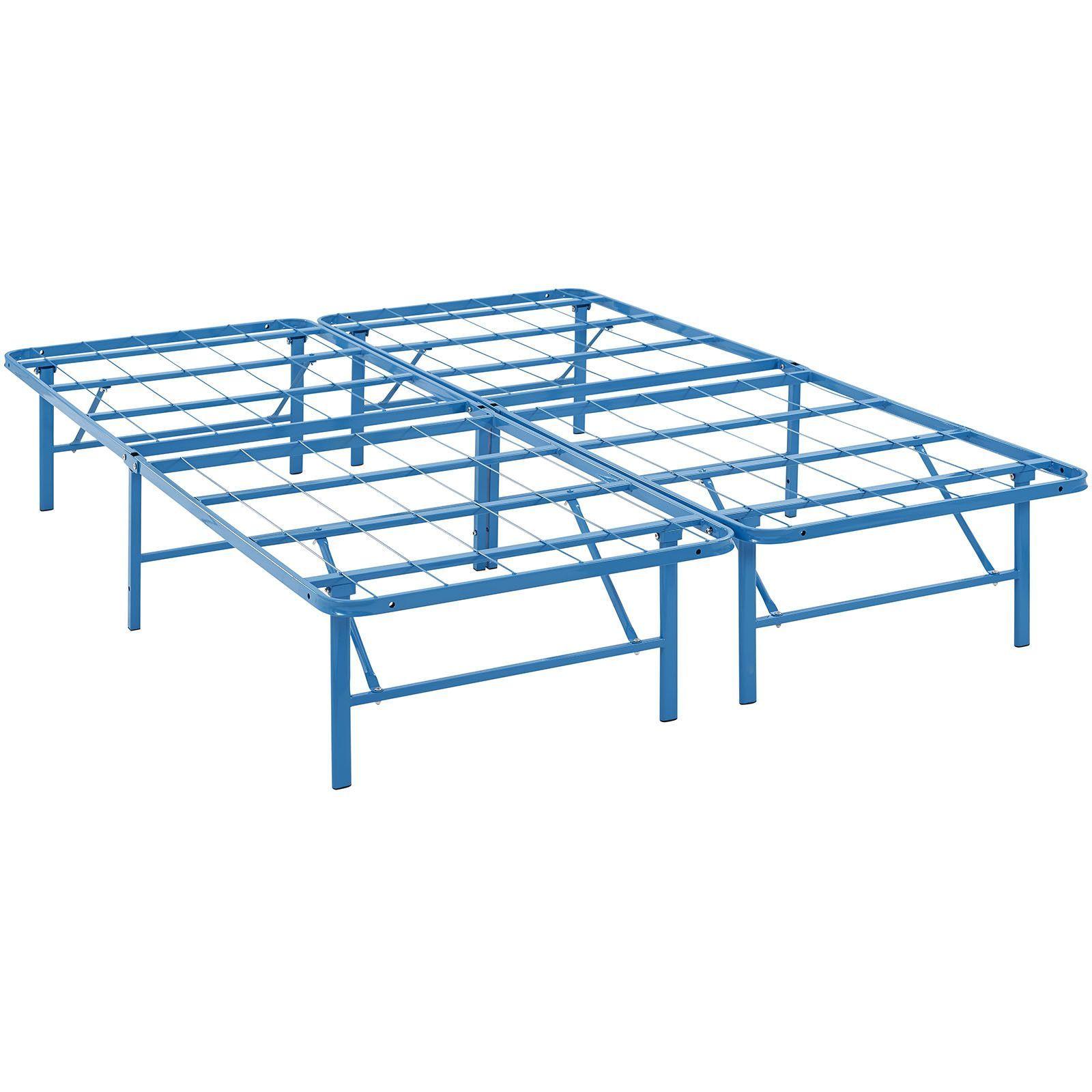 Buy Horizon Full Stainless Steel Bed Frame At Modeldeco