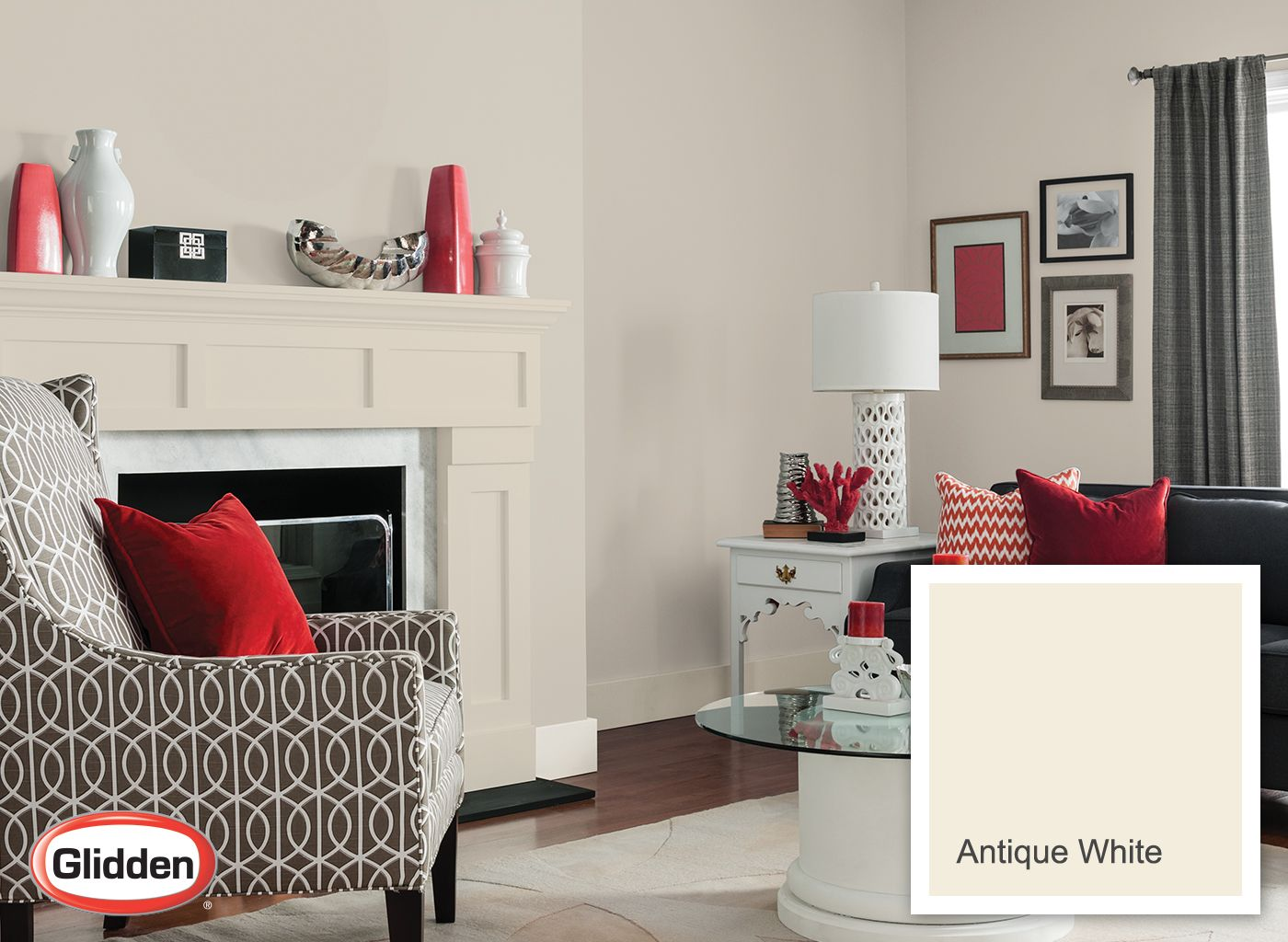 Antique White | Grab-N-Go | Color | Glidden.com | color crush ...