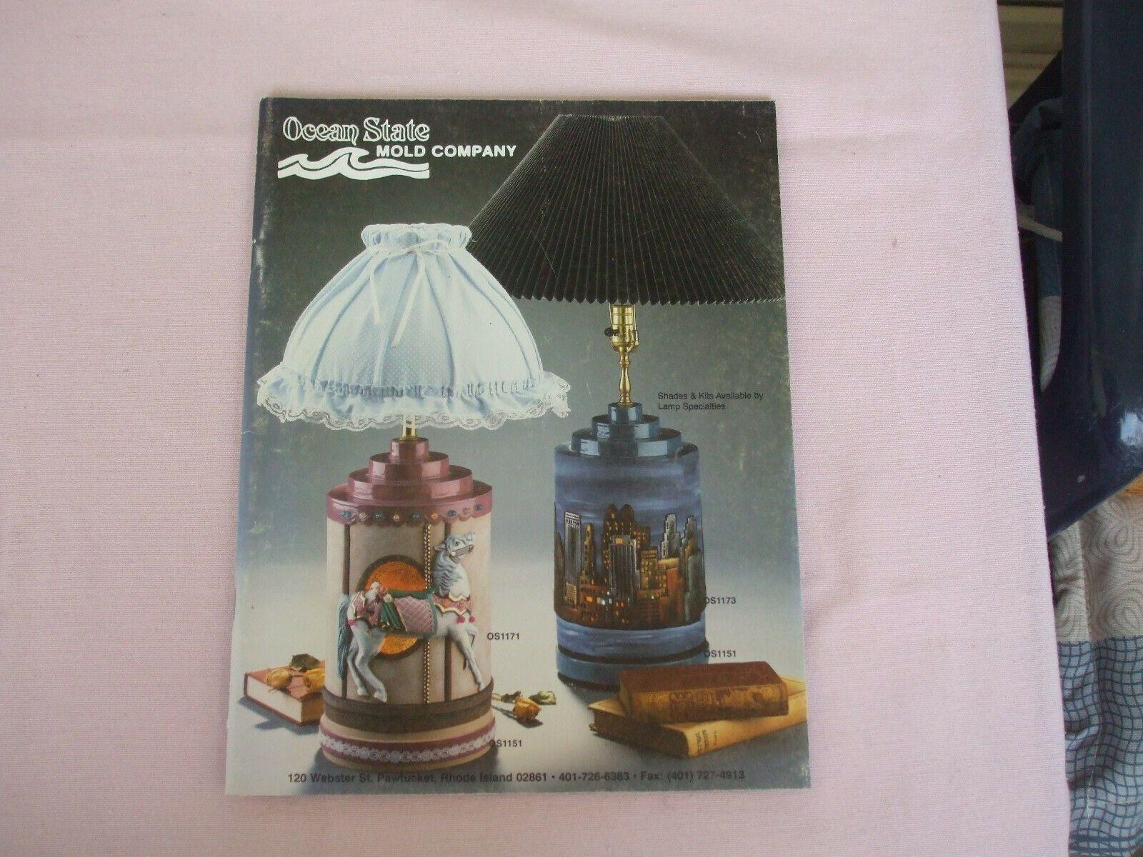 keramik katalog ocean state mold company 3rd edition