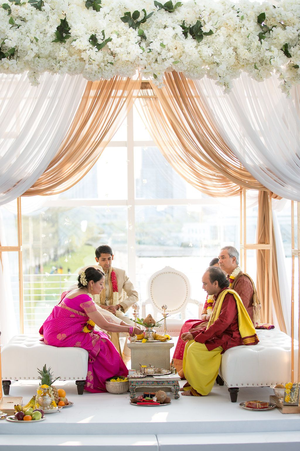 Indian Wedding / Summer Wedding / Adler / Wrap