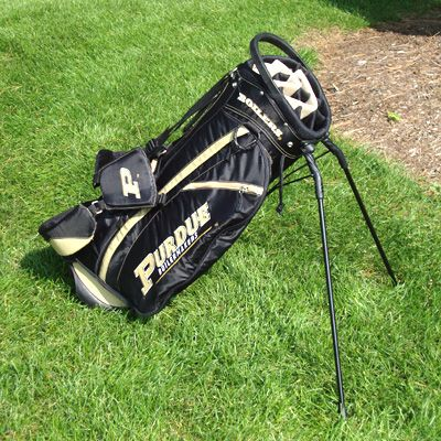 Purdue Stand Golf Bag 180 00 Bags University Colleges Community College