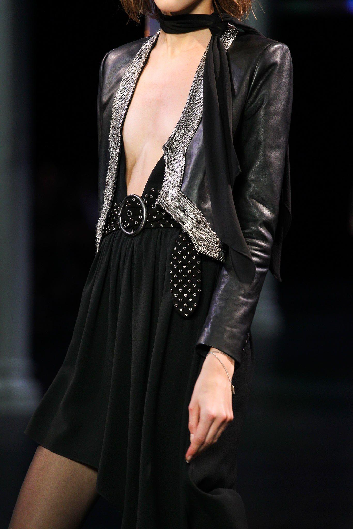 Saint Laurent Spring 2015 ReadytoWear Fashion Show