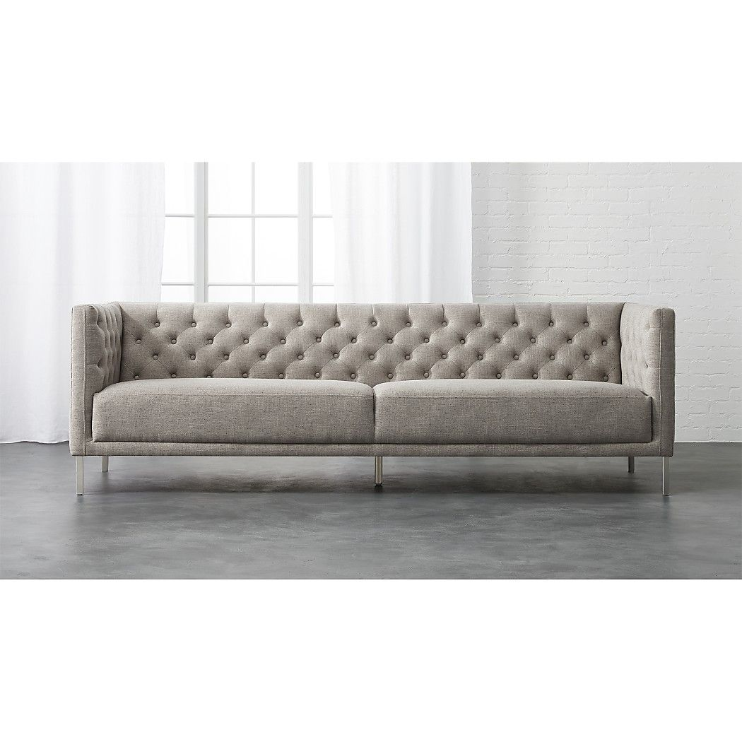 Cb2 sofas for Cb2 leather sectional