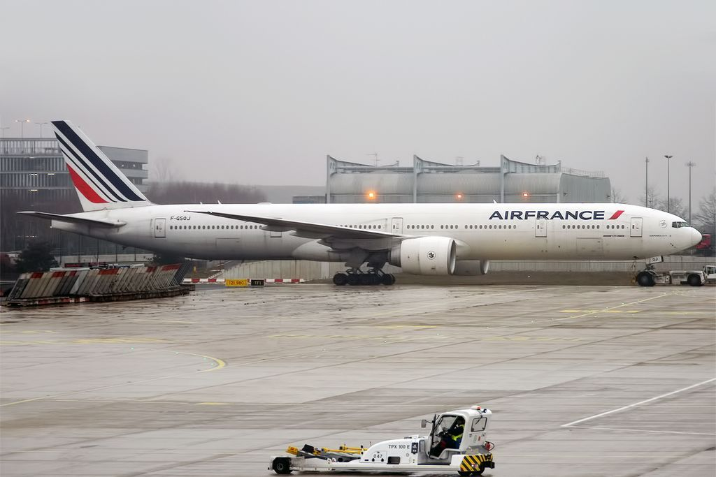 Air France Fleet Boeing 777 300er Details And Pictures Boeing 777