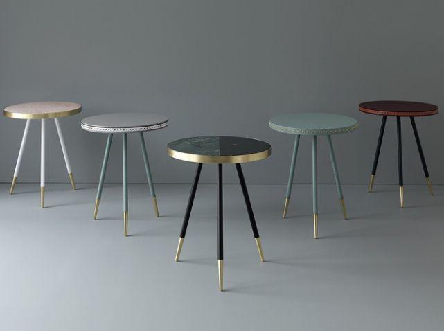 l inspiration deco du jour les tables bethan gray elle decoration