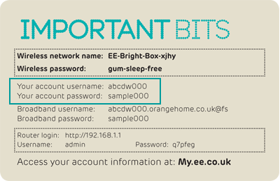 Log In To Your Broadband Account Accounting Broadband Wireless