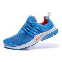 online retailer 326d4 d11ef Chaussures Running Pour Femme Nike Air Presto 2 Bleu Orange - 9DGbc