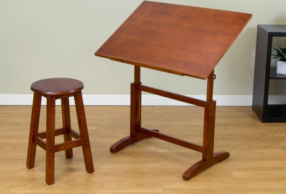 Super Craft Tables For Adults Adjustable Drafting Table And Chair Ocoug Best Dining Table And Chair Ideas Images Ocougorg