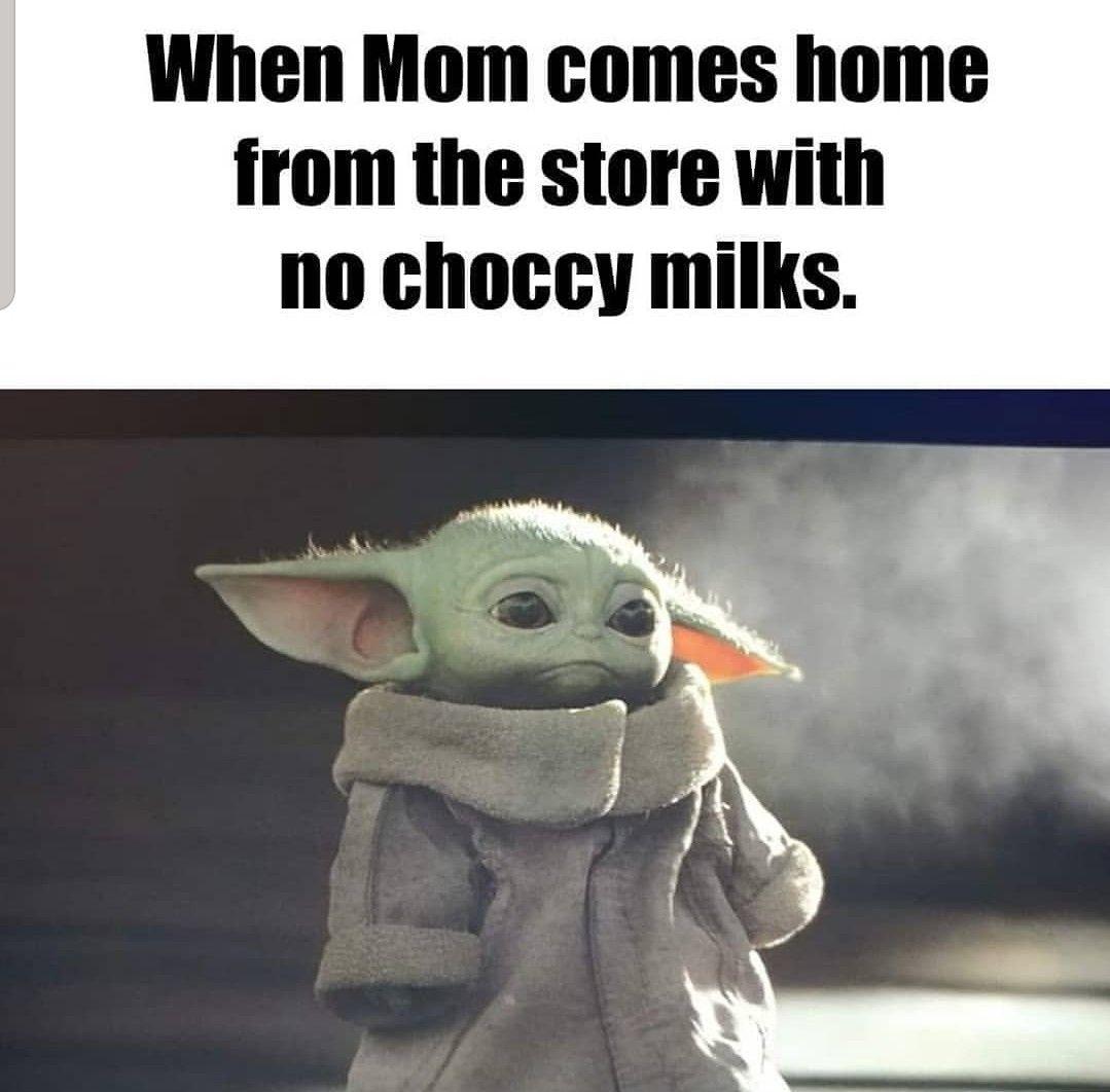Pin By Babi Waegele On Star Wars Yoda Meme Funny Babies Star Wars Memes