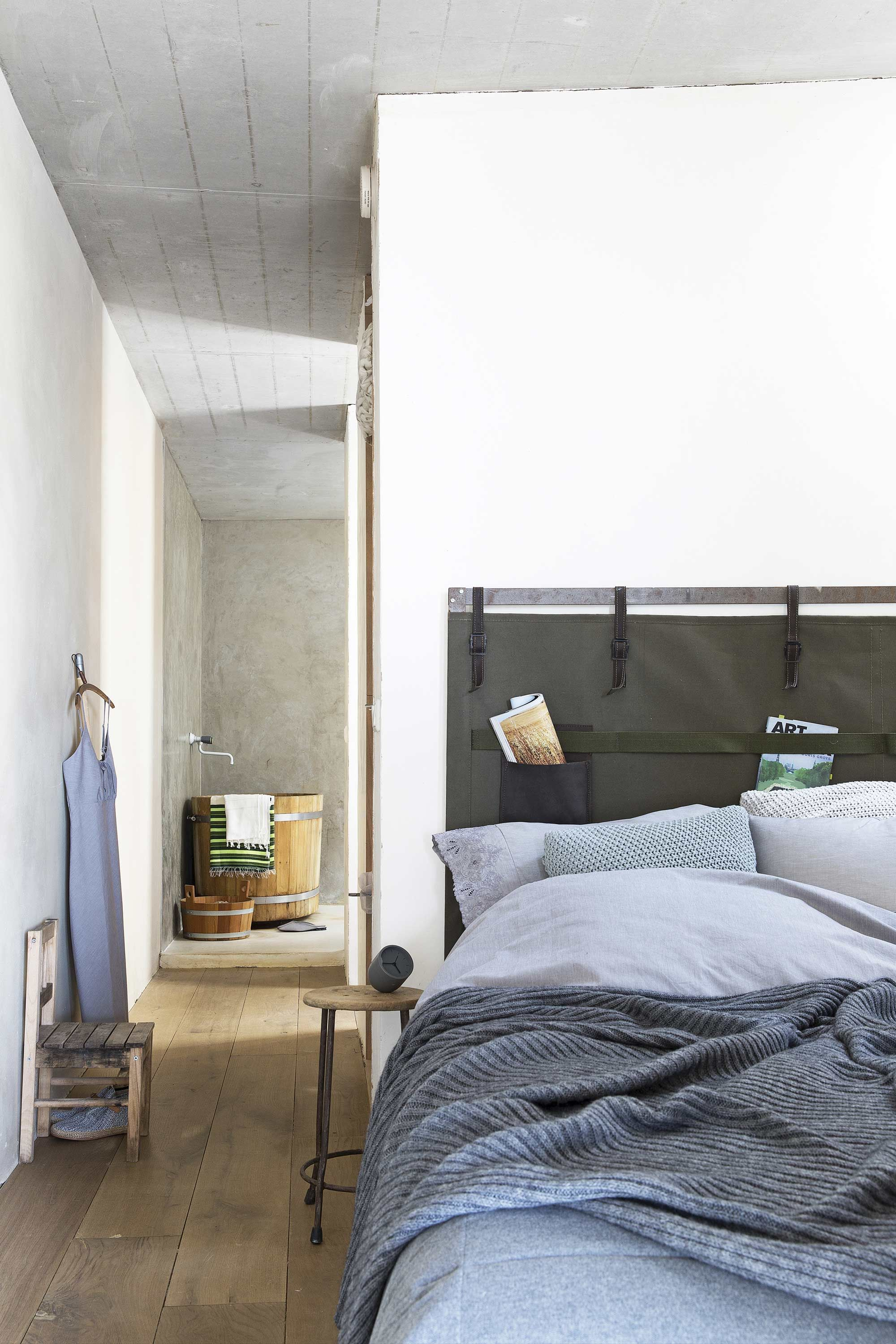 Slaapkamer | bedroom | vtwonen 08-2016 | photography: Jansje ...