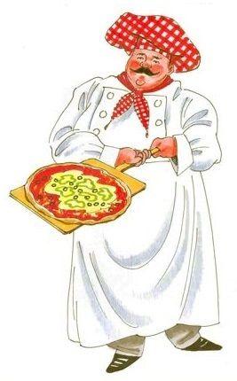Chef Pizza (John Bardwell)