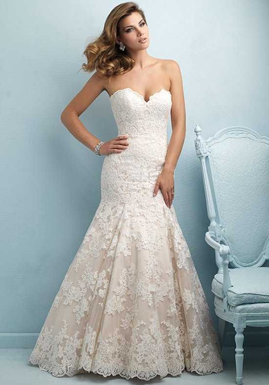 Allure Bridals 9215 Wedding Dress photo   Wedding Dresses ...