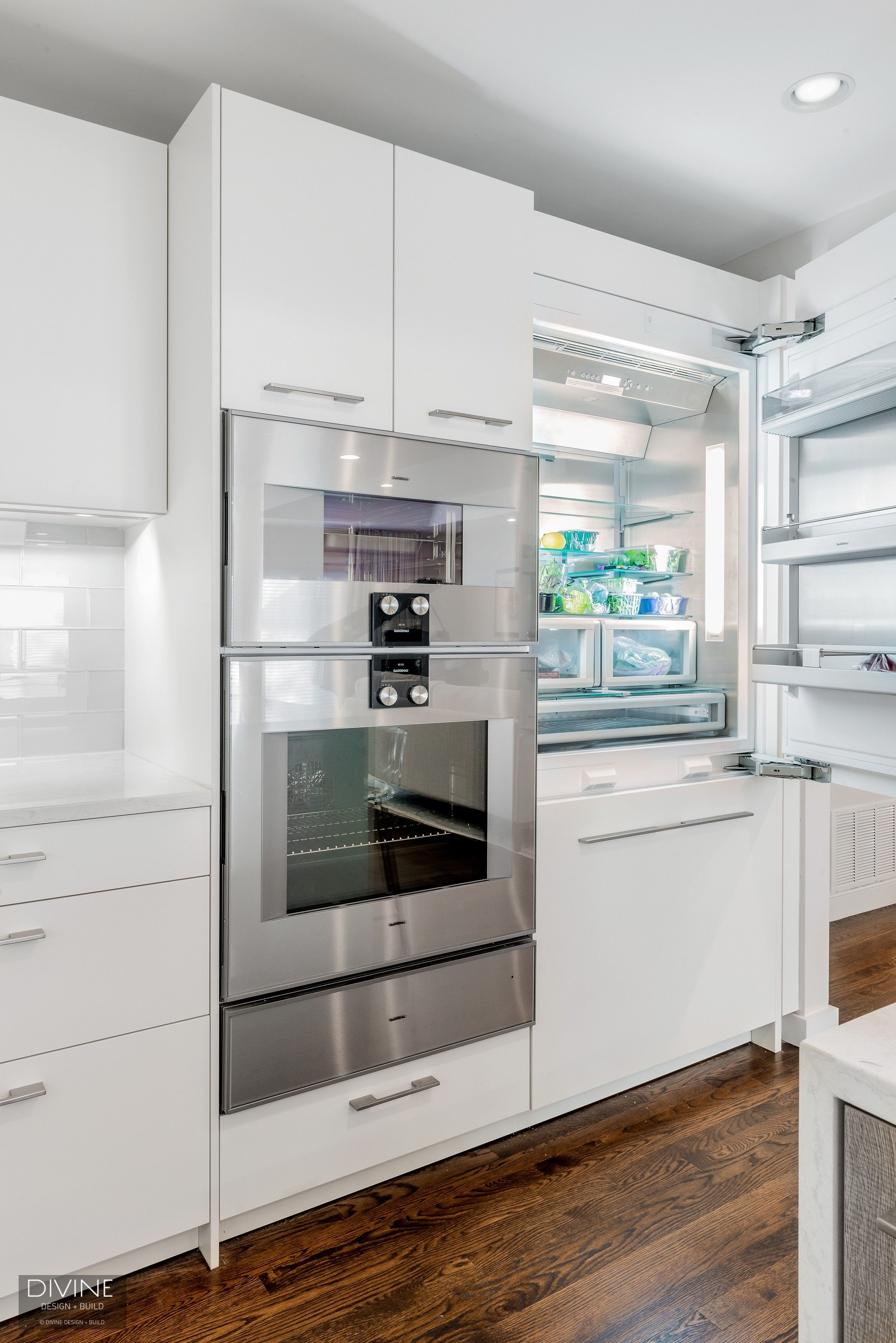 A MUSICAL, NEWTON MA KITCHEN + LIVING SPACE - #homereno #newtonma ...