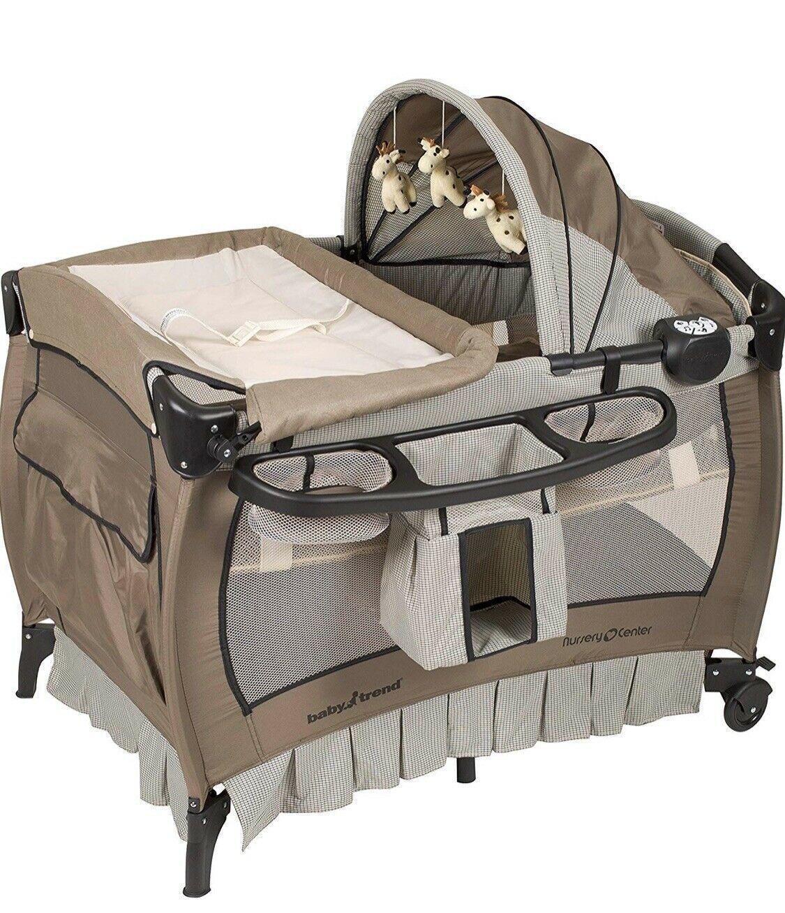 Best Baby Nursery Bassinet Infant Crib Portable Cradle Newborn