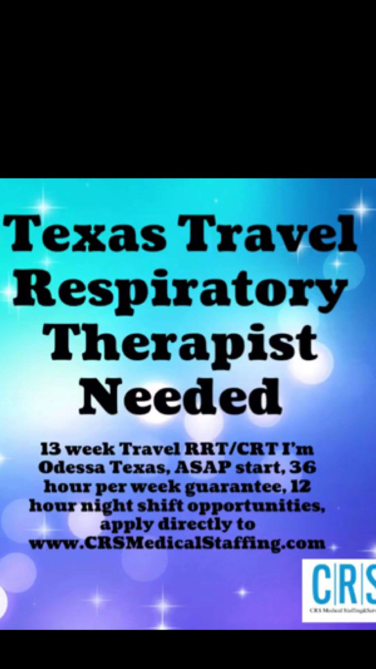 Pin by CRS Medical Staffing & Service on CRS Medical
