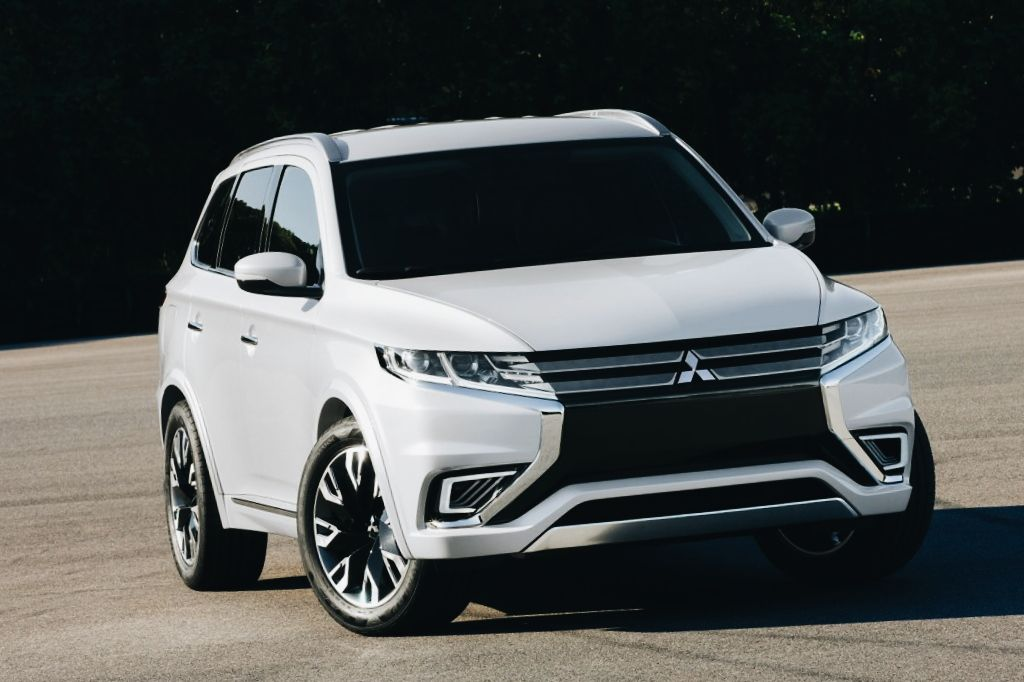 2017 Mitsubishi Outlander Review, Release Date and Price