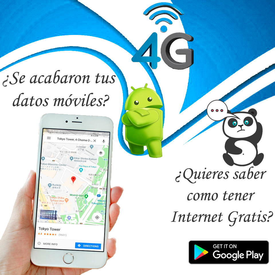 Pin On 4g Internet Gratis Android Guía