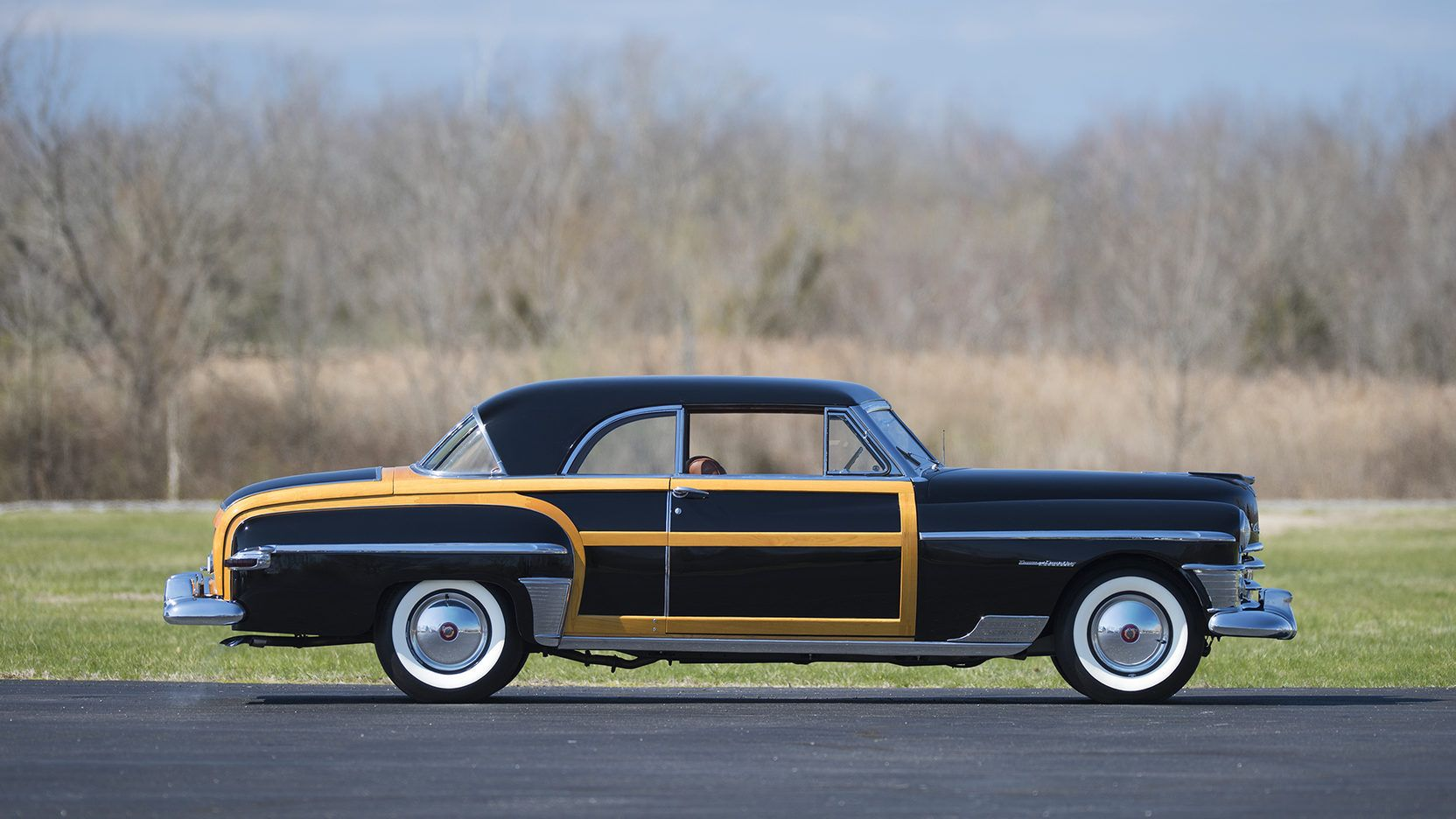 1950 Chrysler Town Country Newport Hardtop Style Design Classic 1949 And Hubcaps History