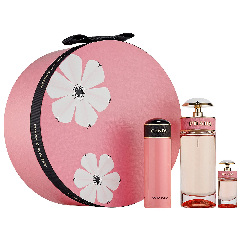 fcade1f6 Candy Florale Gift Set - Prada   Sephora   Perfumes   Perfume gift ...
