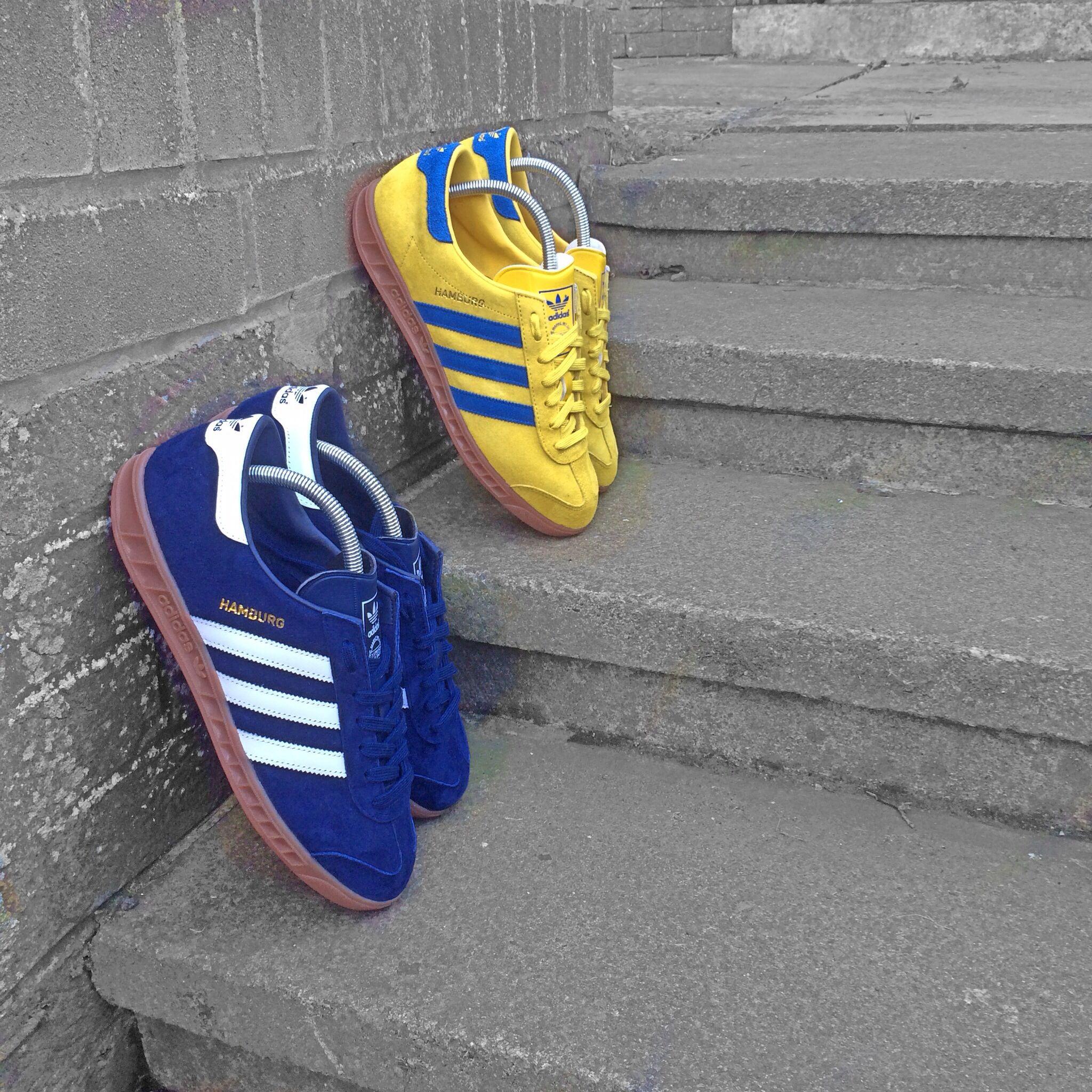 Adidas Hamburg (met afbeeldingen)