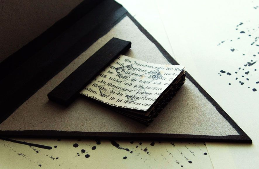 handmadebooks: Inner Rooms