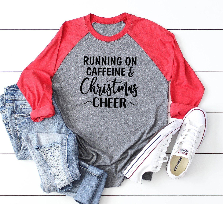 Running On Caffeine and Christmas Cheer. Black Friday