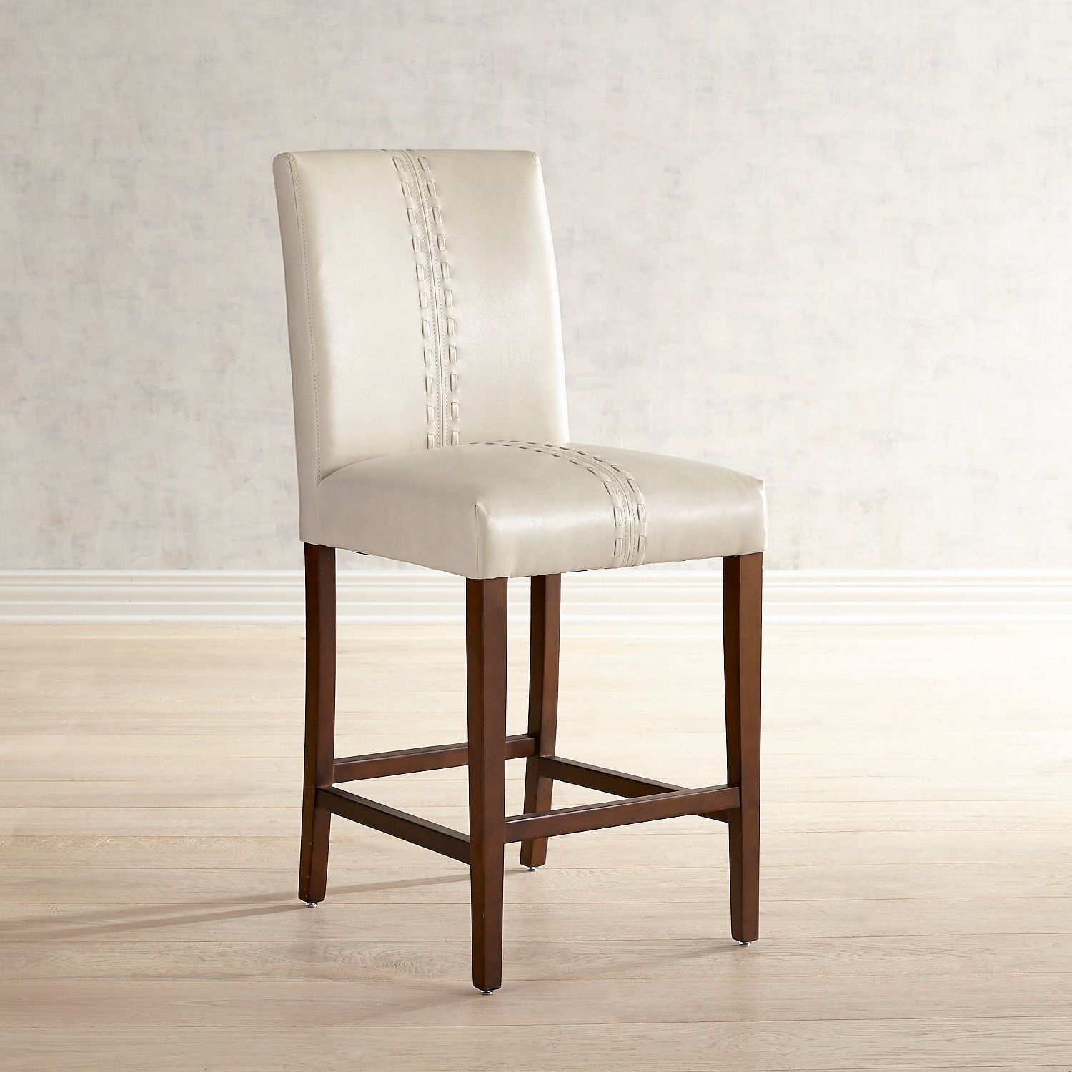Hank Ivory Counter Stool With Images Bar Stools Counter