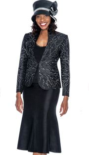 G5533-BLK,All GMI Spring And Summer Church Suits 2016