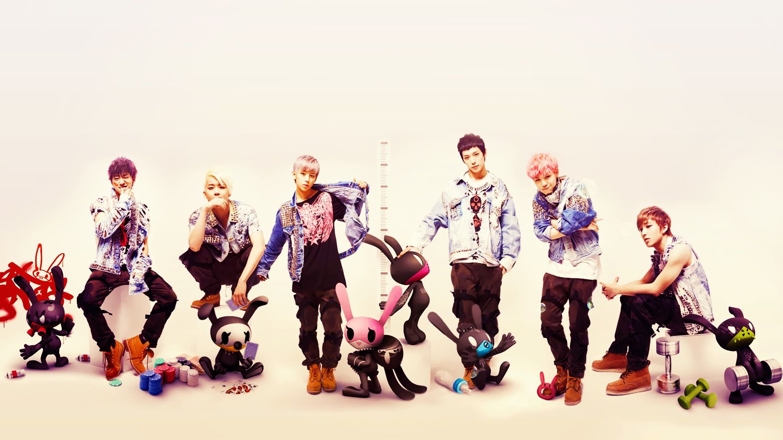 Just shared best kpop wallpaper on this years. TITILE