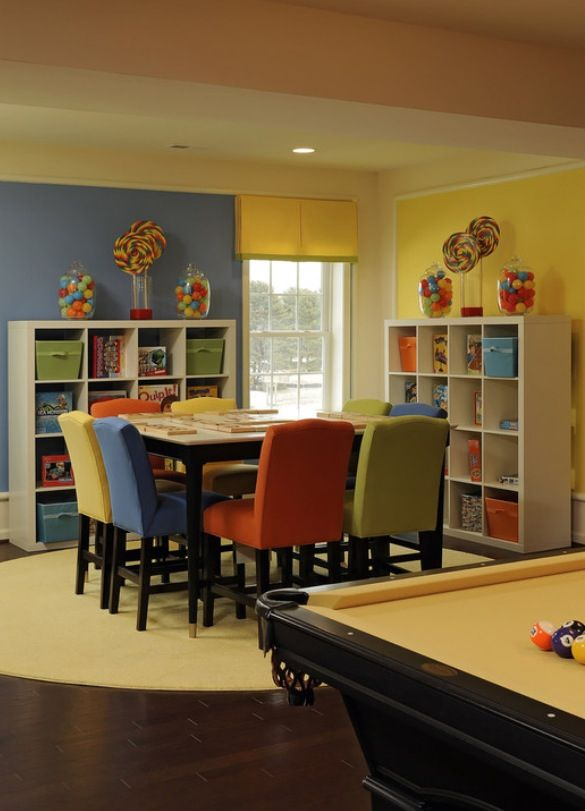 If you long for more room in your home, there's another solution besides moving to a larger house. Fun Ways to Inspire Learning: Creating a Study Room Every ...