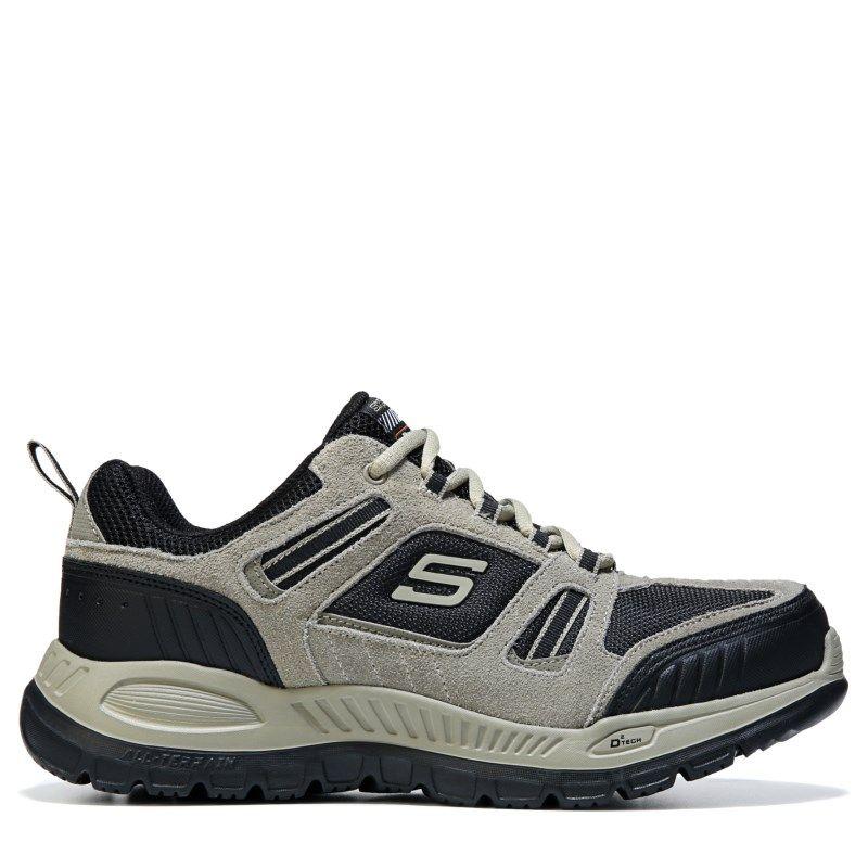 Relaxed Fit Memory Foam X-Wide Sneaker