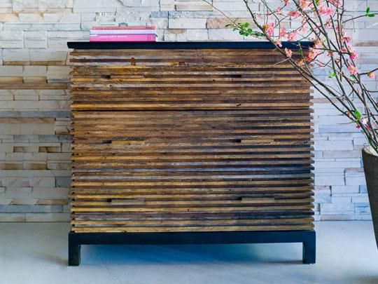 Lotus-3 Drawer Dresser by Environment Furniture - For Prints