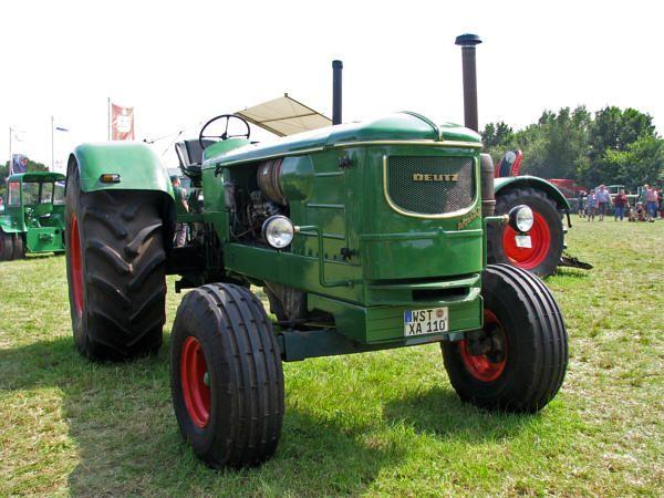 Deutz Deca A110 01m Deutz Traktoren