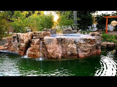 The Pool Master On Animal Planet Youtube Easy Backyard Garden