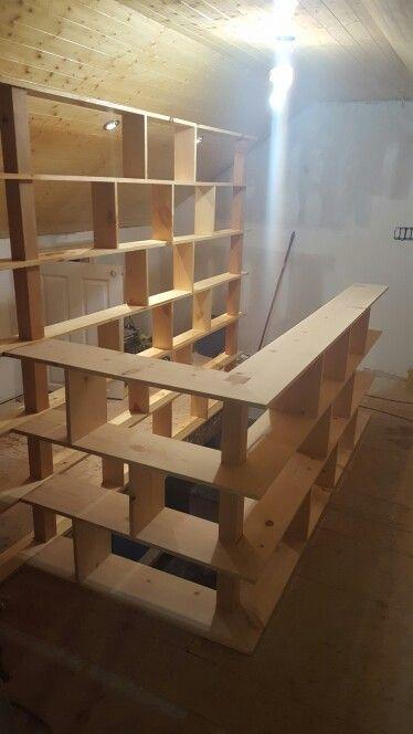 Best Bookshelf Bannister Loft Railing Bookcase Stairs Interior 640 x 480