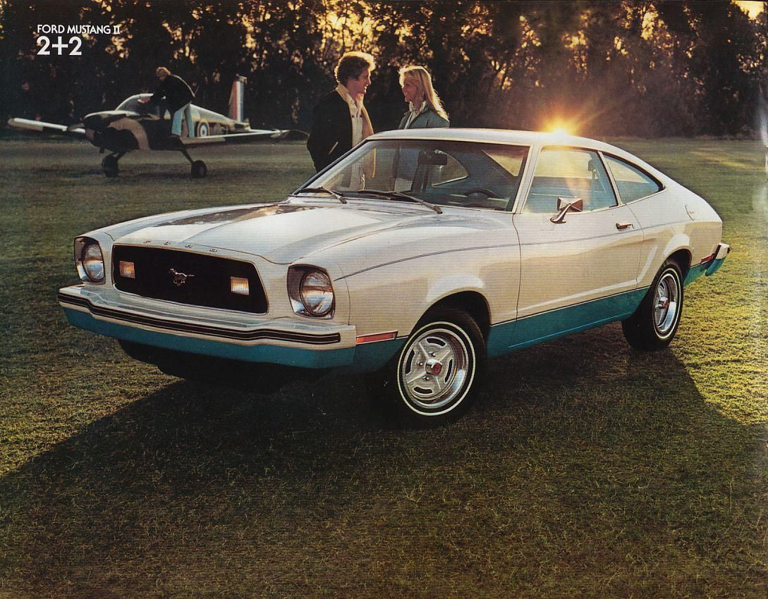The Terrible Twos Detroit S Sequels Through The Years Mustang
