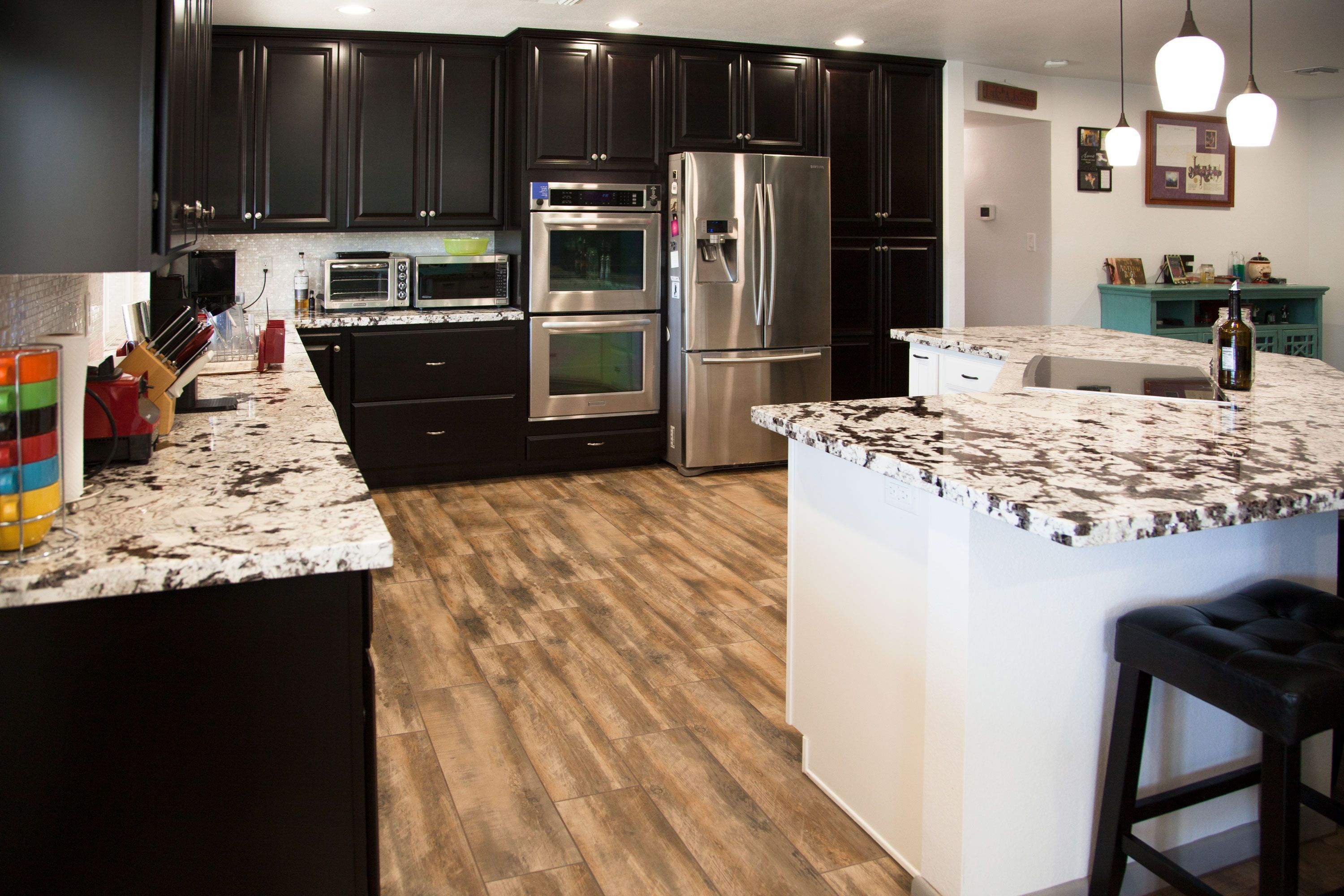 Should You Do Your Own Kitchen Remodeling Kitchen Flooring Trends Kitchen Flooring Kitchen Trends