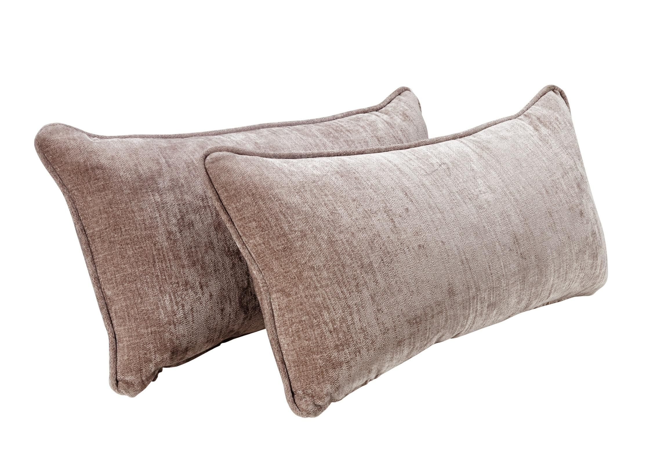Annalise Pair Of Bolster Cushions   Furniture Village