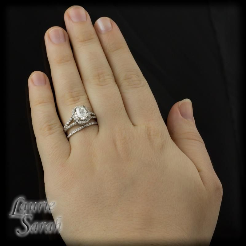 Diamond Engagement Rings And Matching Wedding Bands 34