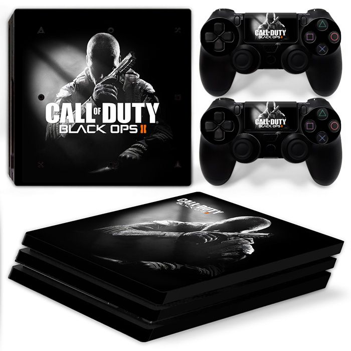 Click To Buy Call Of Duty Black Ops 2 Vinyl Decal Ps4 Pro Skin