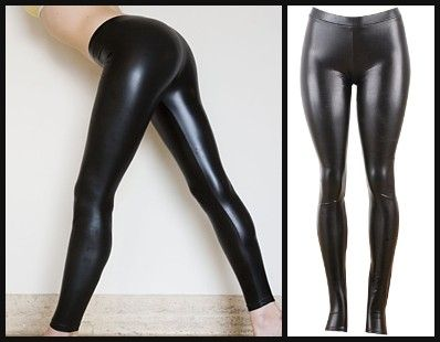 The leather legging. (thegloss.com) ^SS