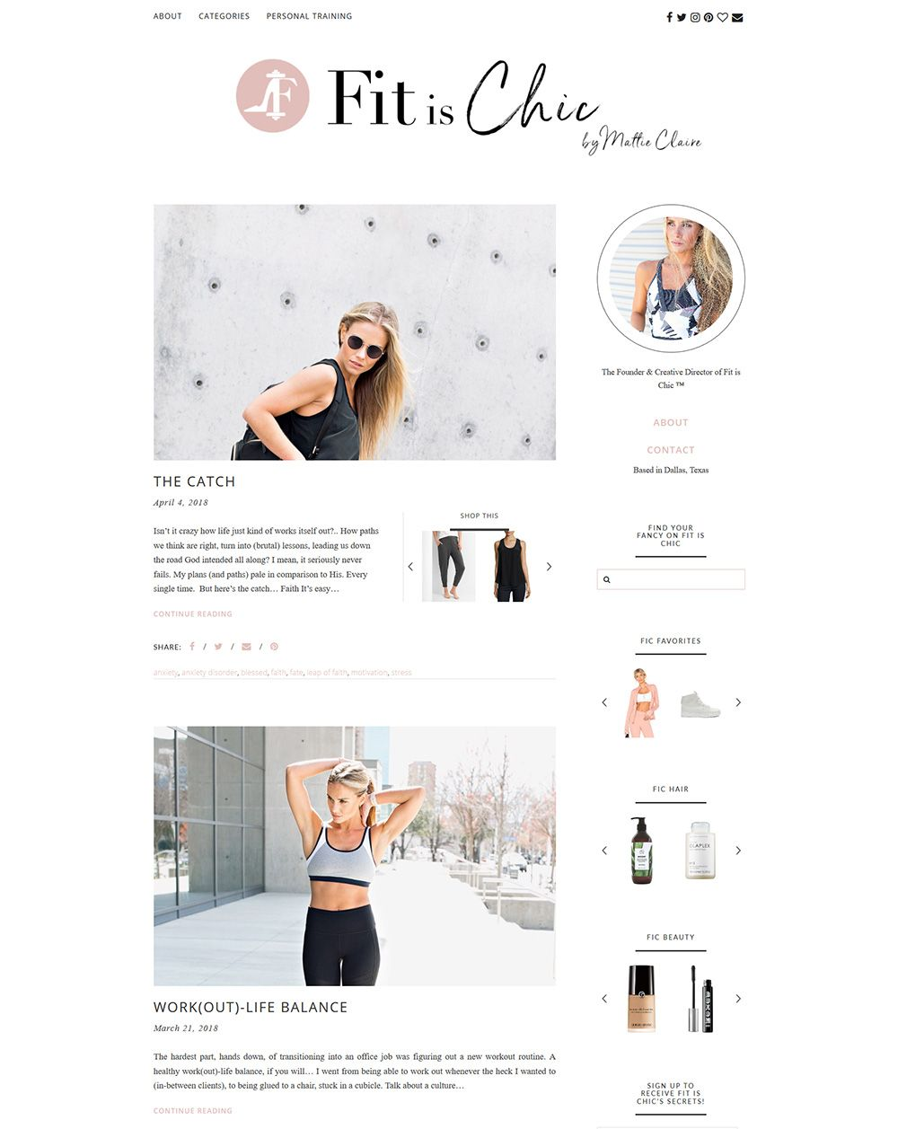 Wordpress Themes Wordpress For Beginners Web Design Inspiration Blog Design Layout Lifestyle Blog Design Ideas P